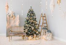 Vánoce v ateliéru