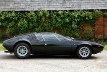 De Tomaso Mangusta 1967 года / De Tomaso Mangusta — это спортивный автомобиль, выпускавшийся итальянским автопроизводителем De Tomaso