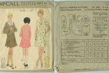 vintage pattern / patternn