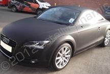 Audi / Audi car wraps