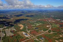 A Different Perspective / Some aerial views of our facilities and Nantucket Island.