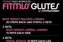 fit miss workouts