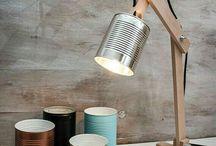 DIY and crafts / Lampi