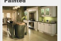 Painted Kitchen designs / A selection of Painted kitchen designs from Units Online - www.unitsonline.co.uk