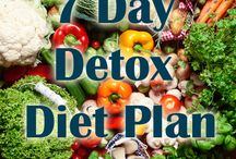 Diet and exercise  / Detox