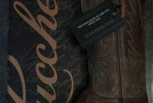 Cowgirl boots! / Country shoes ;)