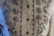 KNITWEAR: Embellished