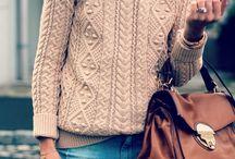 Aran knits