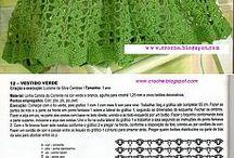 Crochês e Cia / Crochê e outros artesanados
