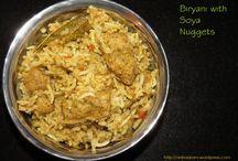 Biryani and Pulav Recipes