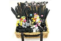 Liquorice / Love it or hate it, we have a huge range of the delightful stuff!