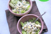 Vegan - Salades