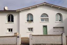 Transformation et isolation de façade - BERGERAC (24)