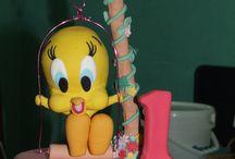 Torte decorate / I miei pasticci decorati