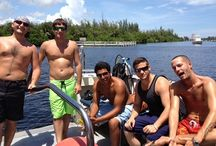 Alumni Snorkeling Trip 2013