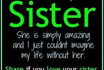 My sister ❤️