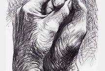 rajzolok / rajz és festő technikák