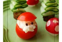 X-mas appetizers and food ideas