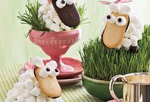 Food Creations for Kids & Holidays