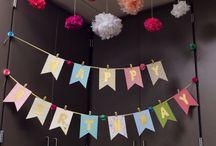 office birthday decorations