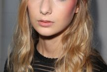 Spring/Summer 2016 Hair & Makeup Trends