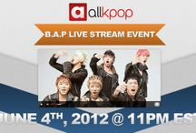 Exclusives / Exclusive content from your favorite idols!  Only on allkpop! / by allkpop