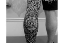 Calf Tattoo Inspiration