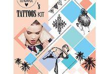 Make My Lemonade's Tattoos Kit
