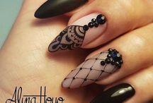 hybrydy paznokcie