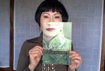 """""""El valle del Asombro"""" / La nueva novela de Amy Tan no la leerás, la vivirás. http://amytan.planetadelibros.com/"""
