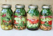 nakladaná zelenina