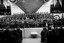 Kulttuurisuhteet / Kuvia Suomen ja Neuvostoliiton kulttuuriyhteistyöstä