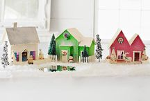 mini_world / mini houses /villages /cities and maps