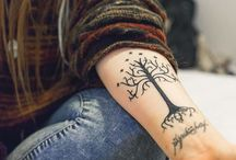 Tolkien Tattoo