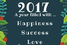 2017 Words to Affirm / Empowering Words to Affirm during 2017