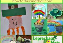 St. Patricks Day Arts and Crafts