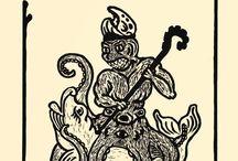 monsters & ancient evil