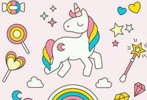 #fãs de unicornios