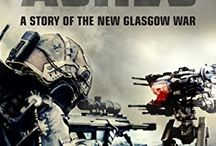 The New Glasgow War Series by CN Stoesen