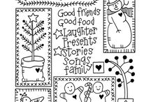 Craft-Embroidery Patterns