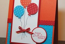 Cards - Balloons