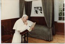 Saint Jean-Paul II et Ste Thérèse / St John Paul II Lisieux 1980