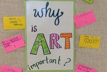 art - units of work - elementary grades