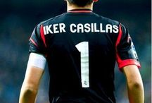 Iker Casillas ;)