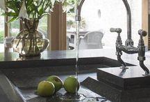 Kitchen / Sink / Faucet