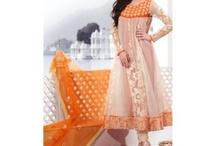 Heavy Dress Material / Buy online Women's Dresses for weddings,Shop here: http://www.jaipurkurti.com/printed-dress-material.html