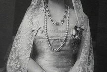 Almanach de Saxe Gotha - Queen Victoria Eugenie of Spain / Victoria Eugenie of Battenberg (Victoria Eugenie Julia Ena; 24 October 1887 – 15 April 1969) was Queen of Spain as the wife of King Alfonso XIII. She was a granddaughter of Queen Victoria and the first cousin of King George V of the United Kingdom, Queen Maud of Norway, Empress Alexandra Feodorovna of Russia, Queen Marie of Romania, Queen Louise of Sweden, Emperor Wilhelm II of Germany and Queen Sophia of Greece. King Felipe VI of Spain is her great-grandson.