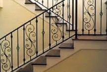 Wrought Iron Railings and Fences