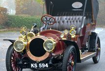 Lovely Old Timers  'Cars'
