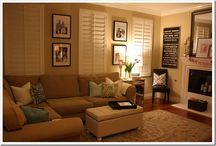 Home Is Where The ... / apartment, décor, decoration, ideas, diy, home, condo, house, duplex, living room, kitchen, bedroom, bathroom, closet